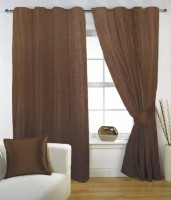 Fabutex 100% Polyester Door Curtain (Pack Of 1, 82 Inch/210 Cm In Height) - CRNE3YJ6FZTYWVZG