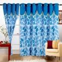 Cortina Print Drape Door Curtain - CRNDW2PZSVSEBRG3