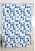 Obsessions Polyester Multicolor Door Curtain 200 Cm In Height, Single Curtain