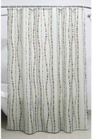 Obsessions Polyester Multicolor Door Curtain 200 Cm In Height, Single Curtain - CRNE5Y5ZMMQ8RYRG