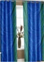 Story @ Home Nature Series Eyelet Door Curtain - CRNDWDG8B5R2VNX2