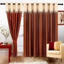 Cortina Fancy Crush Window Curtain
