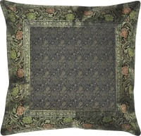 Lal Haveli Beautiful Flower Design Home D?cor Cushions Cover (Pack Of 1)