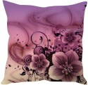 StyBuzz Floral Abstract Art 2 Cushions Cover - Pack Of 1