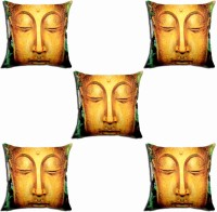 Roopak Printed Cushions Cover (Pack Of 5, 40 Cm*40 Cm, Multicolor) - CPCE898YWHFUD6X3