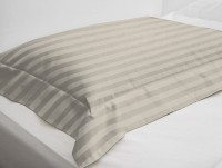 Uber Urban Satin Striped Pillows Cover (2 Pillows, 66 Cm*45 Cm)
