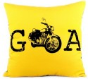 Happily Unmarried India Cushion Cover - Pack Of 1 - CPCDV9YNZPKRPAGY