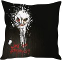 StyBuzz Joker Why So Serious Cushions Cover - Pack Of 1