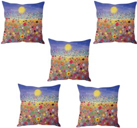 StyBuzz Paisley Cushions Cover