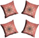 MeSleep Pattern Cushions Cover - Pack Of 4