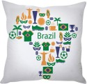 StyBuzz Fifa World Cup Brazil Cushions Cover - Pack Of 1 - CPCDXENJWGR4TD2H