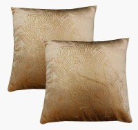 Dekor World Royal Printed Collection Printed Cushions Cover (Pack Of 2, 40*40)