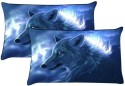MeSleep Shades Of Dog Pillows Cover - Pack Of 2