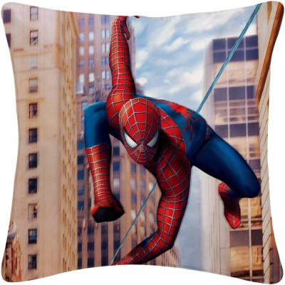 Amore Spider Man Cushions Cover - Pack Of 1