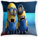 Amore Minion Meme Cushions Cover - Pack Of 1