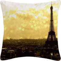 Amore Paris 1 Cushions Cover (Pack Of 1)