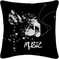 Amore Music 3 Cushions Cover (Pack Of 1)