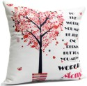Gifts By Meeta Cushion For Mom Cushions Cover - Pack Of 1