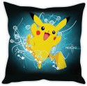 StyBuzz Pikachu Pokemon (12x12) Cushions Cover - Pack Of 1