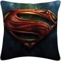 Amore Decor Superman Cushions Cover - Pack Of 1