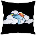 StyBuzz Sleeping On Clouds Cushion Cover Cushions Cover - Pack Of 1