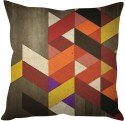 StyBuzz Abstract Art Blocks Cushions Cover - Pack Of 1