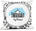 Happily Unmarried India Cushion Cover - Pack Of 1 - CPCDV9YNMZHYGHEH