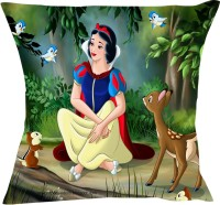 Fairdeal Disney (12x12) Printed Cushions Cover (30.5 Cm*30.5 Cm)