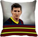 MeSleep Messi Digitally Printed Cushions Cover - Pack Of 1