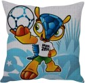 StyBuzz Fifa World Cup Brazil Cushions Cover - Pack Of 1 - CPCDXENJR42QSHPA
