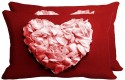 Mesleep Petals Digitally Printed Pillows Cover - Pack Of 2
