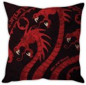 StyBuzz Game Of Thrones (12x12) Cushions Cover - Pack Of 1
