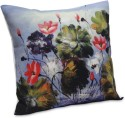Gifts By Meeta Abstract Flora Cushions Cover - Pack Of 1