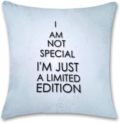 Bluegape I am Limited Edition Cushions Cover Pack of 1