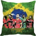 StyBuzz Fifa World Cup Brazil Cushions Cover - Pack Of 1