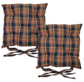 Haritex Checkered Cushions Cover