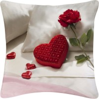 Amore Love 10 Abstract Cushions Cover (Cushion Pillow Cover, 40.64*40.64)