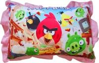 Aastha Home Decor Cartoon Pillows Cover 50 Cm*30 Cm, Pink