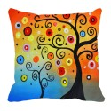 MeSleep Tree Digitally Printed Cushions Cover - Pack Of 1