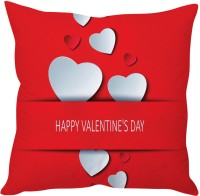 StyBuzz Valentine'S Printed Cushions Cover (40 Cm*40 Cm)