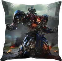 StyBuzz Transformers Cushions Cover (Pack Of 1)