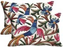 Mesleep Bird Digitally Printed Pillows Cover - Pack Of 2