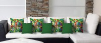 StyBuzz Printed Cushions Cover (Pack Of 7, Multicolor) - CPCE3WR8NQKBGQ9E