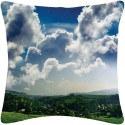 Amore Decor Landscape Cushions Cover - Pack Of 1