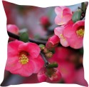 StyBuzz Floral (12x12) Cushions Cover - Pack Of 1