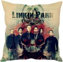 StyBuzz Linkin Park Living Things (12x12) Cushions Cover - Pack Of 1