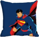 MeSleep Superman New 52 Digitally Printed Cushions Cover - Pack Of 1