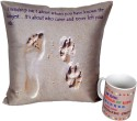 MeSleep Digital Print Cushion Cover - Pack Of 2 - CPCDZBJ4P6WYRSC3