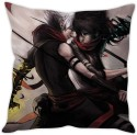 StyBuzz Black Sword Warriors Cushion Cushions Cover - CPCDWR74HHGHJSGV