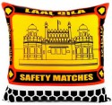 Happily Unmarried India Cushion Cover - Pack Of 1 - CPCDV9YNAZPZBSWW